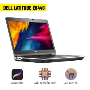 Laptop Dell Latitude E6440 - Intel Core i5 cũ 23