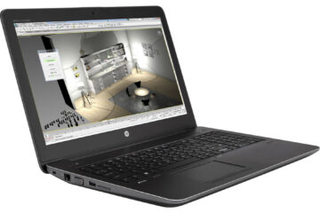 Laptop HP Zbook 15 G4 - Intel Core i7 cũ 1